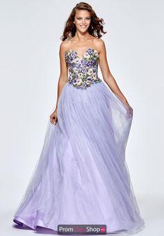 Tarik Ediz Prom Dress 93190 at Prom Dress Shop