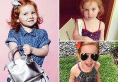 """As meninas, quando crianças, gostam de usar as roupas, sapatos de salto alto e maquiagem de suas mães para se sentirem mulheres adultas.No entanto, tudo não passa de uma brincadeira. Mas não foi isso que aconteceu com a pequena australianaPixie Curtis,que, com apenas 3 anos de idade, jáse veste como uma adulta e até tem uma marca própria de acessórios. Pixie é considerada aestilista conhecidamais nova do mundo e a fama foi tanta que a revista australiana """"Famous"""" a convidou para ser…"""