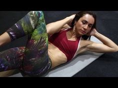 Dümdüz Bir Karın İçin 4 Egzersiz video izle göbek eritme hareketleri