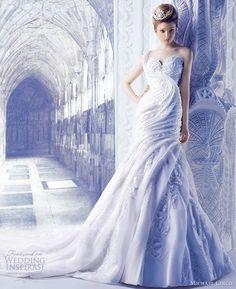 Michael Cinco Wedding Dresses Spring 2013 | Wedding Inspirasi