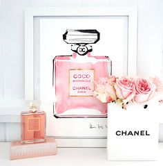 — CHANEL Coco Mademoiselle..My absolutely Favourite of all Perfumes!! This is my scent!! Kisses Kadi Princess .xxxxxx