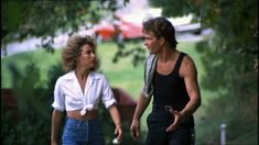 Jennifer Grey, Patrick Swayze, Dirty Dancing, Running, Couple Photos, Couples, Inspirational, Racing, Couple Pics