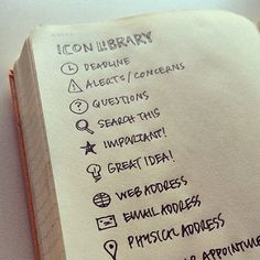 Generation Ideas: Create an Icon Library | by Mike Rohde