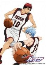 Kuroko no Basket. Currently airing anime. Boys in high school playing basketball. I have to say, it's already growing on me. I'm enjoying it.