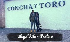 SANTIAGO DO CHILE – VLOG PARTE 2
