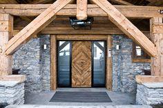 Indigo-A Wonderful Rustic Chalet by Bo Design | http://www.designrulz.com/design/2013/03/indigo-wonderful-rustic-chalet-by-bo-design/