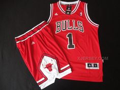 http://www.xjersey.com/bulls-1-rose-red-new-revolution-30-suits.html Only$59.00 #BULLS 1 ROSE RED NEW REVOLUTION 30 SUITS #Free #Shipping!