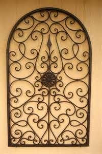 wrought iron wall decor - Yahoo Image Search Results