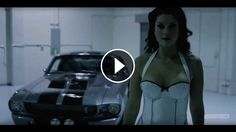 """Beauty & The Beast - Shelby GT 500 """"Eleanor"""" - Such a pretty ride... and that engine sound wow... An artistic short visual story about a woman, her ove"""