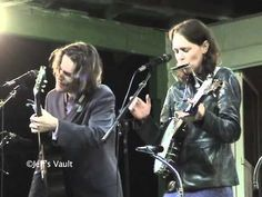 Gillian Welch and David Rawlings @ Ralph Stanley's Bluegrass Festival, M...