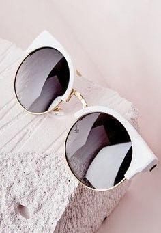 Black frames with black lenses; Tortoise frames with brown gradient lenses