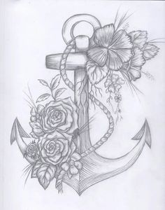Next tattoo: Birth month flowers Forearm Tattoos, Body Art Tattoos, Sleeve Tattoos, Tattoo Thigh, Anchor Thigh Tattoo, Anchor Sleeve Tattoo, Ankle Foot Tattoo, Anchor Tattoo Design, Stomach Tattoos