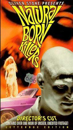 Natural Born Killers: Director's Cut (Widescreen Edition) [VHS]  ~ Woody Harrelson