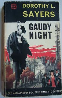 """Gaudy Night"" by Dorothy Sayers"