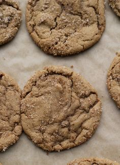 Brown Sugar Cookies // I always have all the ingredients for these on hand