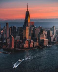 Lower Manhattan by Paul Seibert @pseibertphotos