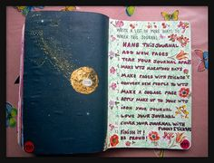 other ways to wreck this journal