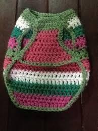 Resultado de imagen para ropa para perros tejida Crochet Dog Clothes, Crochet Dog Sweater, Pet Clothes, Chat Crochet, Crochet Baby, Animal Sweater, Dog Jumpers, Dog Crafts, Dog Sweaters