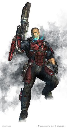Briggs 2 Auteur : Josh Nizzi Gunner w/ Railgun Cyberpunk Games, Art Cyberpunk, Cyberpunk Character, Character Concept, Character Art, Character Design, Armor Concept, Concept Art, Space Opera