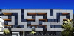 Maze Apartments by CHT Architects - News - Frameweb