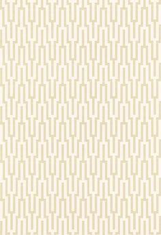 Wallcovering / Wallpaper | Metropolitan Fret in Crystal | Schumacher shop.wallpaperconnection.com