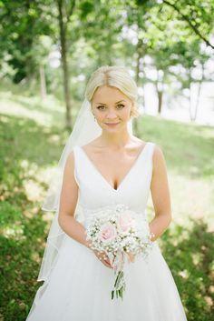 Bröllopsfotograf Backa Loge - bröllopsporträtt brud http://davidberg.se