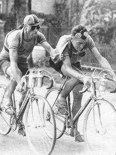 Les légendes du cyclisme Louison Bobet