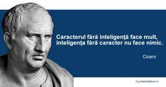 Inteligent sau de caracter? Future Tattoos, Perfect Photo, Inspirational Quotes, Motivational, Famous Quotes, Philosophy, Qoutes, Life Hacks, Spirit