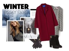 """""""Winter Essentials"""" by alwaysroyal ❤ liked on Polyvore featuring Graphic Image, Massimo Dutti, Winser London and Salvatore Ferragamo"""