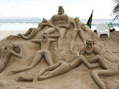 I See Sand People
