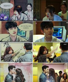 Episode 2 - Reality vs Webtoon  Who is also following this drama?…