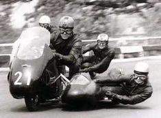 The Isle of Man TT Website- Pat Wise & Nobby Clark