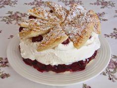 Aneta Goes Yummi: Holandská višňová torta Pancakes, Pie, Breakfast, Food, Torte, Morning Coffee, Cake, Fruit Cakes, Essen