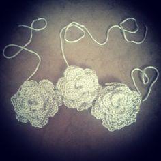 #crochet roses from s.s.strange