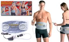 Slim Sauna Belt - Sauna Belt Sauna belt is traditionally recognized as fast safe weight loss tools for weight loss. The heat pad (temperature control by digital remote) on the belt will melt away the unwanted fat from your body tissue and organ surroundings. The heating power from the belt increases your body metabolism