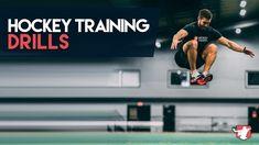Hockey Dryland Training Drills [By Position] 🏒 Hockey Girls, Hockey Mom, Hockey Stuff, Ice Hockey, Exercise Activities, Exercise For Kids, Nyx Lip Liner Swatches, Nyx Stockholm, Boss Body