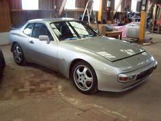 Porsche 944 rechts