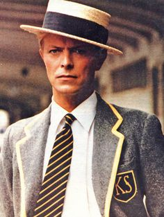 David Bowie  Merry Christmas Mr Lawrence.