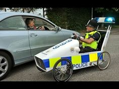 Funny New Zealand Police/Police Officer!