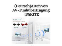 (Deutsch)Arten von AV-Funkübertragung   PAKITE