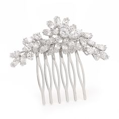 'Midnight At Lido' Event Hair Comb - Item No: FGH014