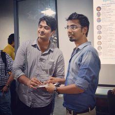 Delhi bloggers meet!
