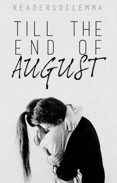 Image result for End of August and Books
