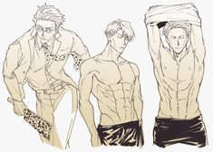 Manga Anime, Pelo Anime, Fanarts Anime, Anime Characters, Anime Art, Manhwa, Hot Anime Guys, Handsome Anime, Nanami