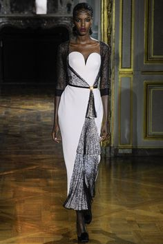 fashion autumn-winter 2015-2016 couture ulyana-sergeenko Couture 49391daf323