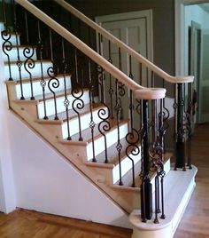 coffman balusters | St. Louis Stair & Wood Works