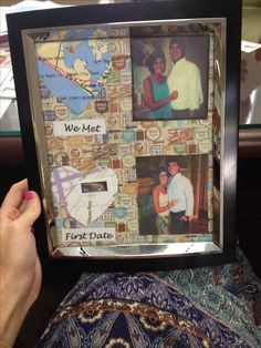 Cute DIY boyfriend/girlfriend gift