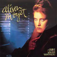 Allison Moyet - her music helped heal a broken heart, a long time ago.