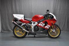 Honda Fireblade Evolution TT100