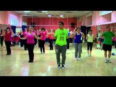 "Merengue rapido ""Estrellita de madrugada"" (Tumbao Fitness & Dance)"